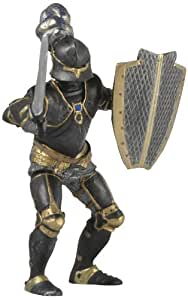 Papo Armored Black Knight