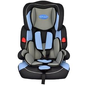 Bebehut Convertible Car Seat & Booster Group 1-2-3,9-36 kg 001-H03