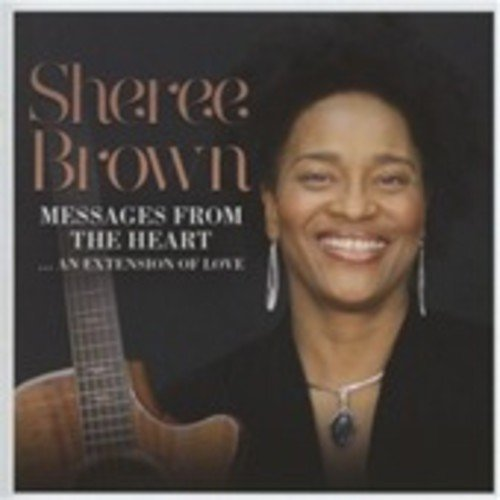 CD : Sheree Brown - Messages From The Heart (United Kingdom - Import)