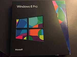 Microsoft Windows 8 Pro - Upgrade [Old Version]