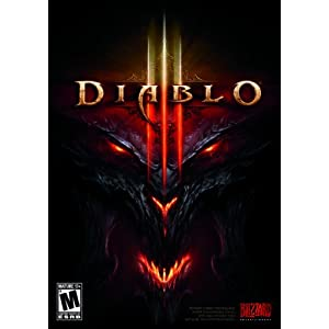 Diablo III Action RPG Video Game - PC Game
