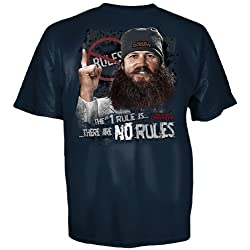 Duck Dynasty - Jase No Rules Youth T-Shirt