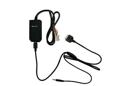 INTERFACE IPOD IPHONE POUR AUTORADIO AUDI VW AP 03 avec connecteur fakra