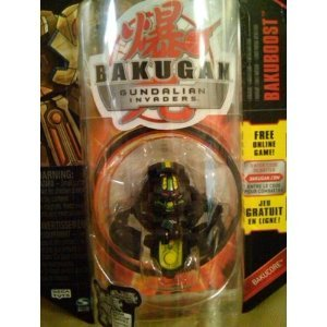 Bakugan Gundalian Invaders Bakuboost Darkus Coredem 800G [New in Package] [Toy]