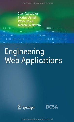 Engineering Web Applications (Data-Centric Systems and...