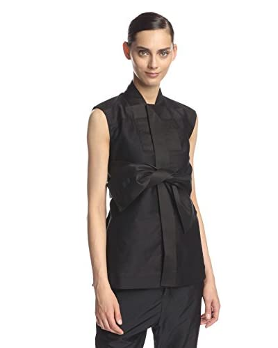 Rick Owens Women's Brion Short Jacket  [Black]