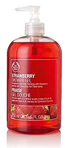 The Body Shop The Body Shop Strawberry Shower Gel Jumbo, 25.3 Fluid Ounces