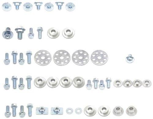 Bolt Motorcycle Hardware (HON-0007124) Full Plastics Fastener Kit (Honda Crf 450r Parts compare prices)