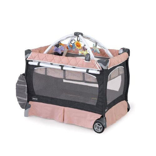 Chicco Pack N Play Chicco Lullaby Playard Bella Chicco