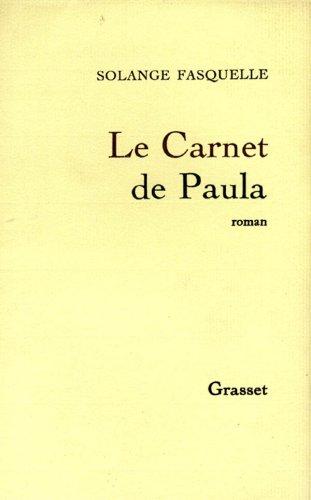 Le Carnet De Paula