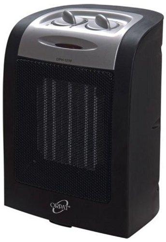 Orpat OPH-1210 1600-Watt PTC Heater (Black)