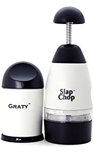 Original Slap Chop Stainless Steel Food Chopper by Vince Offer
