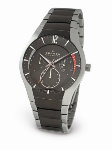 Skagen Men's 750XLSTXM Sport Collection Multi-Function Bracelet Watch