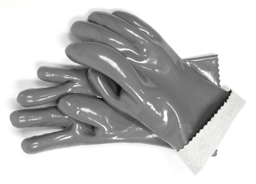 Steven Raichlen Best of Barbecue Insulated Food Gloves, Pair