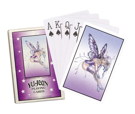 Delphine Levesque Demers - Star Fairy - Deck of Playing Cards