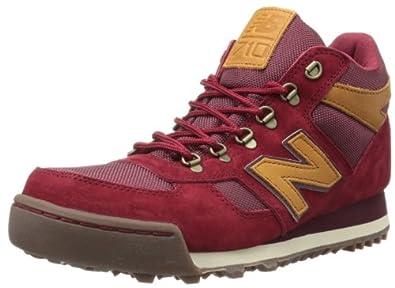 New Balance Men's H710 Classic Hiking Boot,Maroon,7 D US