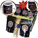 Bob Kane Photography Pikes Peak - New Years Day Fireworks on the top of Pikes Peak - Coffee Gift Baskets - Coffee Gift Basket