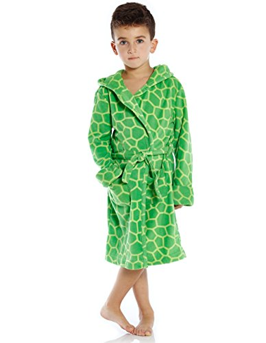 Fleece Sleep Robe Turtle 10 Years