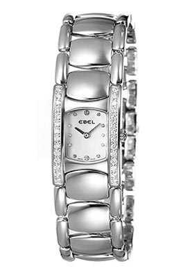 Ebel Women's 9057A28-1991050 Beluga Manchette Diamond Watch