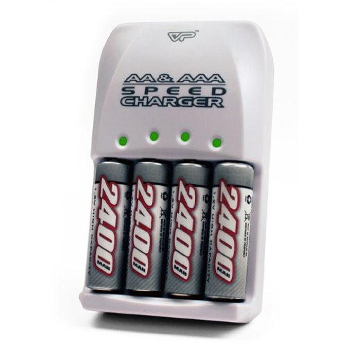 Venom Power NiMH AA & AAA Speed Battery Charger