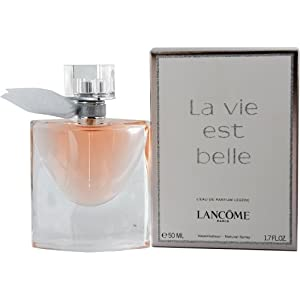 lancome la vie est belle l 39 eau de parfum l g re spray. Black Bedroom Furniture Sets. Home Design Ideas