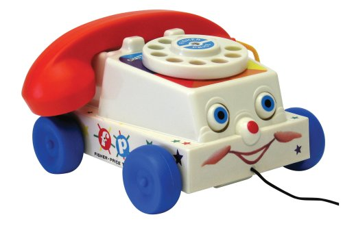 Fisher Price Classic Chatter Phone