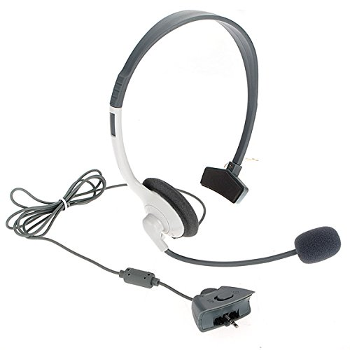 Headset - White (Xbox 360)