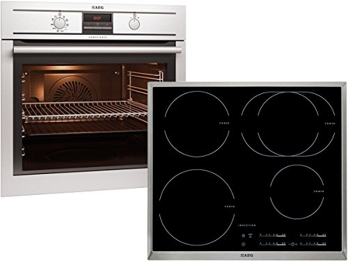 Backofen set induktion herd set induktion aeg autark for Induktionsherd set