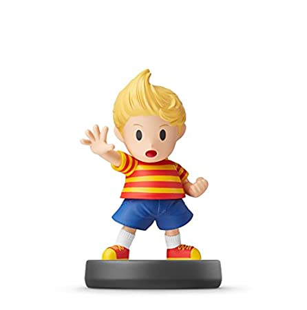Lucas amiibo (Super Smash Bros Series)