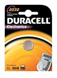 Duracell CR2032 DL2032 3V Lithium Coin Battery