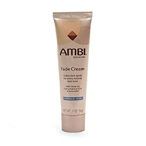 Ambi Skin Discoloration Fade Cream, for Normal Skin - 2 oz, 24 Pack
