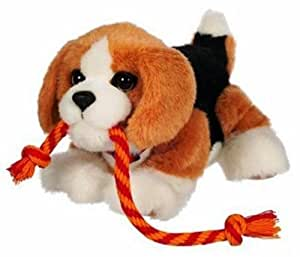Amazon.com: Fur Real Friends Tugging Pup Beagle: Toys & Games