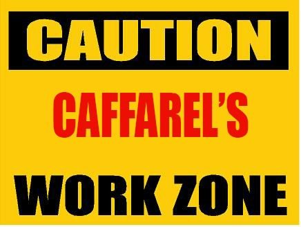 6-caution-caffarel-work-zone-magnet-for-any-metal-surface