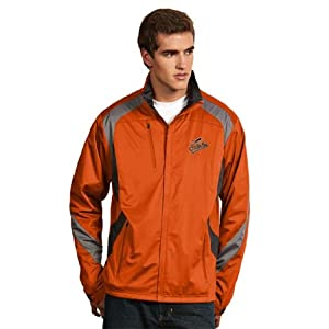 Baltimore Orioles Tempest Jacket (Team Color) by Antigua