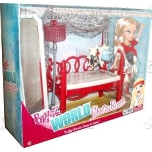Bratz (  즈 ) World Cloe's Room with Cloe Doll 돌 인형 피규어(병행수입)-