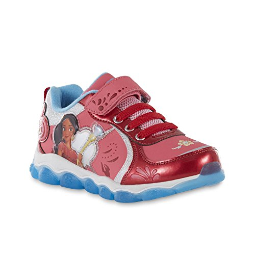 Disney Elena of Avalor Girl's Athletic Shoe