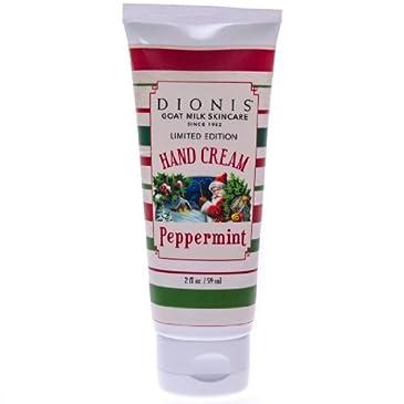 Dionis® Peppermint Hand Cream 2oz