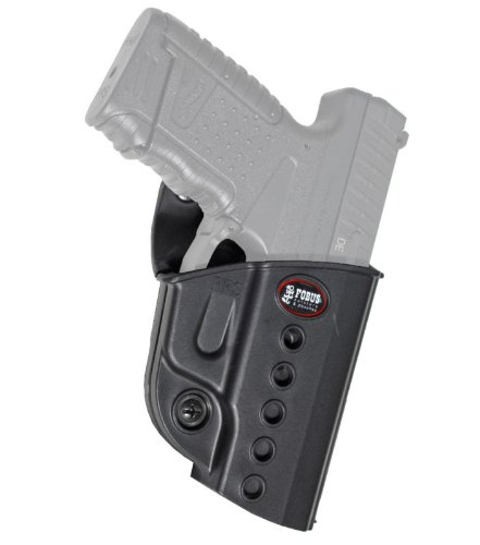 Concealed Carry Fobus Paddle Evolution E2 Hand Gun Holster Model PPS. Fits to: Walther PPS.