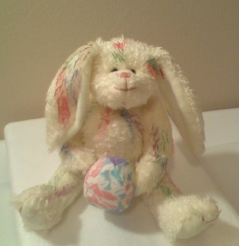 Ty Attic Treasures - Georgia the Rainbow Bunny