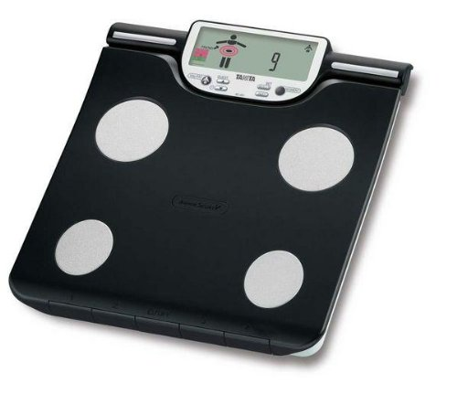Tanita BC-601 Segmental Body Composition Monitor with SD Card Connectivity