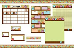 Owls Classroom Collection Bb Set