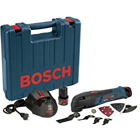 Bosch PS50-2B 12-Volt Max Multi-X Carpenter Kit