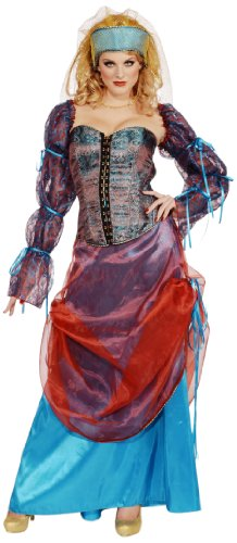 Forum Deluxe Designer Collection Royal Courtesan Costume