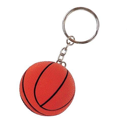 Basketball Stress Ball - Keychain - 1
