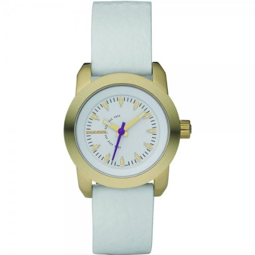 Diesel DZ5240 Ladies White Analogue Watch