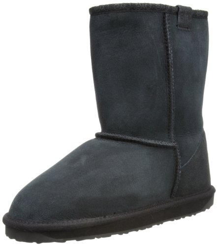 Emu Australia Women's Stinger Lo Black Mid Calf Boots W10002 4 UK