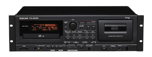 Tascam Tascam Platines Cassettes Cd a550