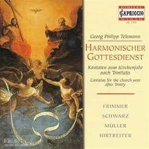 Harmonischer Gottesdie
