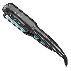Remington S7231 Wet to Straight Straightener, 2-Inch, Black