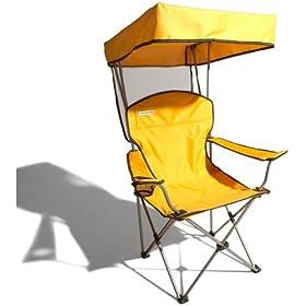 Strathwood Folding Canopy Chair